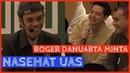 Roger Danuarta (Penganten Baru) Minta Nasehat Pernikahan Ke Ustadz Abdul Somad