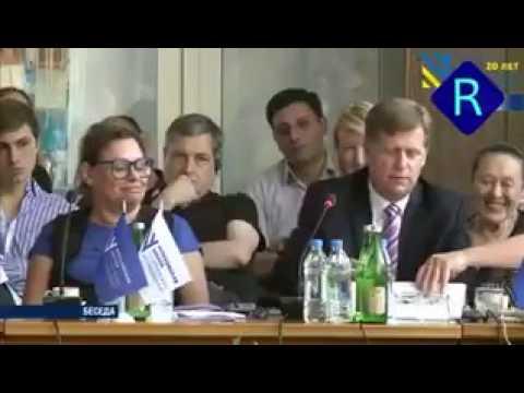 Посол США в РФ Макфол пояснил за 1 минуту россиянам, почему США Сверхдержава, а РФ НЕТ!