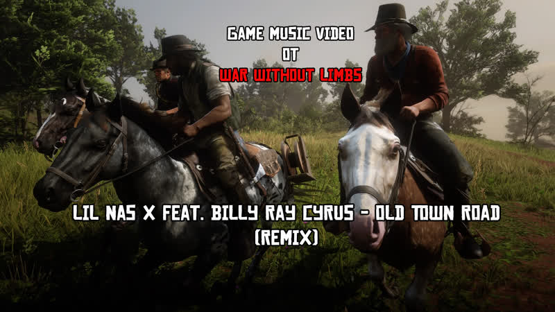 GMV Lil Nas X feat. Billy Ray Cyrus - Old Town Road (Remix) RDR 2