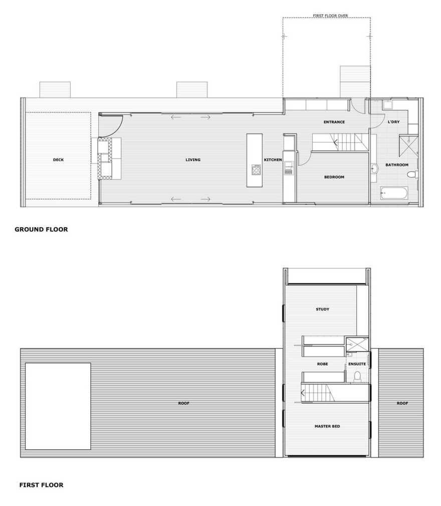 Жилой дом, Тасмания / Dock4 Architects