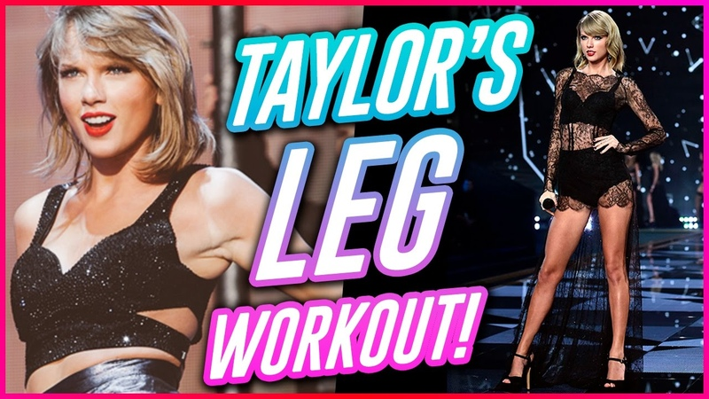 5 WAYS TO GET TAYLOR SWIFT'S LEGS | Work It