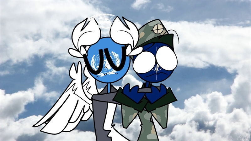 Life could be a dream meme (Countryhumans) [creepy?]