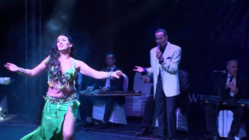 ANASTASIYA ALMAZ GARA - WINNER OF THE RAQS OF COURSE FESTIVAL 2018 CAIRO