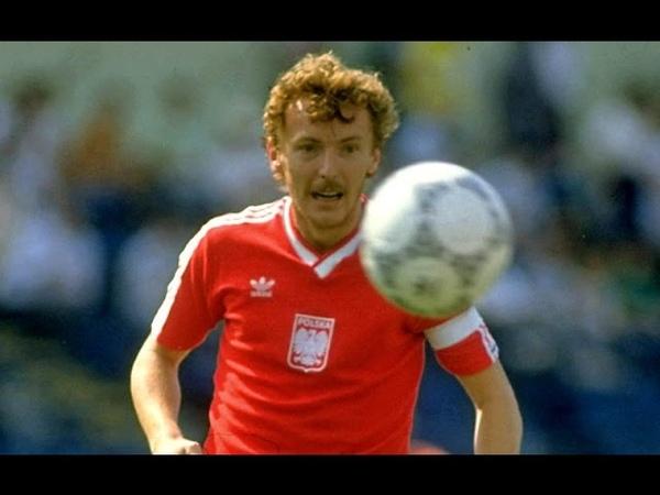 TOP 10 Zbigniew Boniek - Gole I Goals [1976-1988]