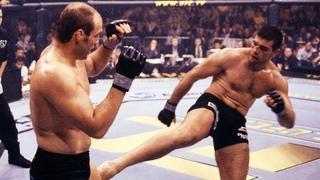 Рэнди Кутюр vs Педро Хиззо 1: Вспоминаем бой