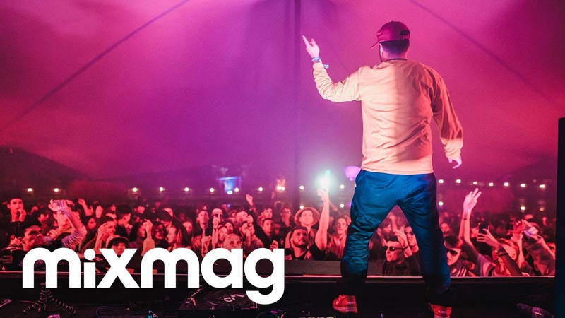 DJ TENNIS banging electro and house set at Gottwood | Rizla