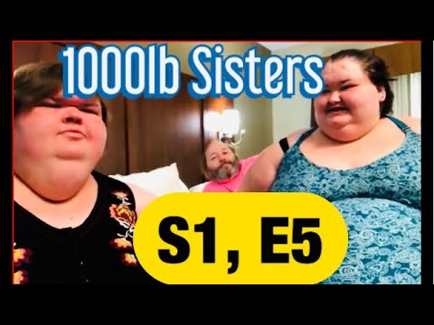 1000lbSisters, S1, Ep 5, WEDDING AND WEIGH-INS!