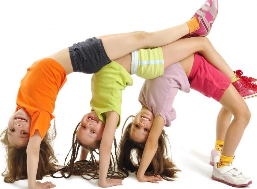 Каков наилучший возраст для моего ребенка, чтобы заниматься гимнастикой?
