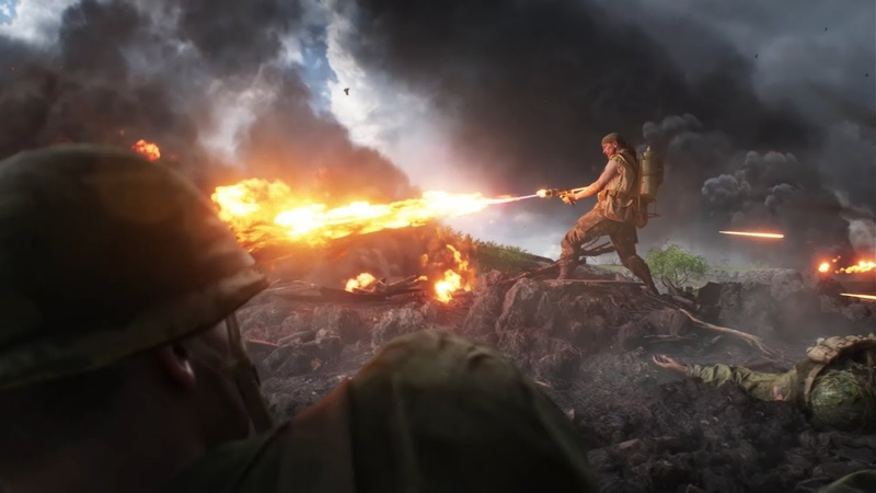 Battlefield V – War in the Pacific Official Trailer - 4K