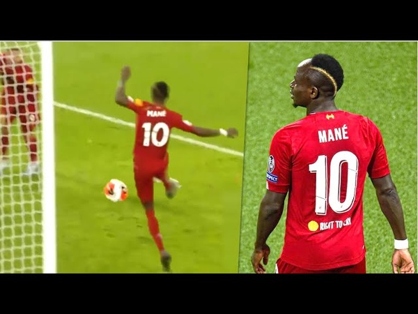 12 Times Sadio Mane Saved Liverpool And Won The Game