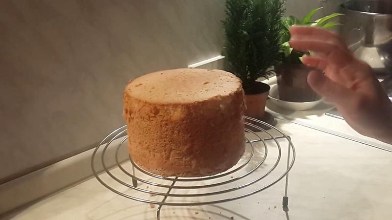 Klassik biskvit(Классический бисквит)