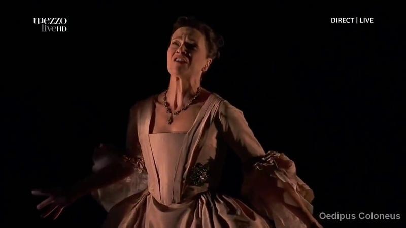 Sandrine Piau as Handel's Alcina Ah Mio cor