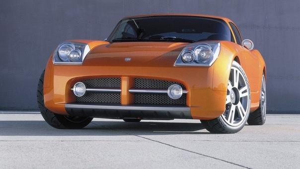 Концепт 2002 Dodge Razor