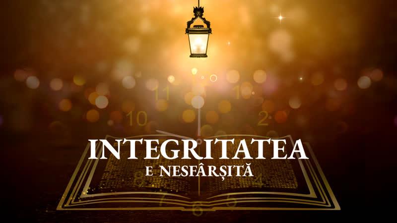 """Marturii crestine """"Integritatea e nesfârșită"""" Trailer film creștin HD"""