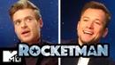 Rocketman Gay Sex Scene: Taron Egerton Richard Madden Talk Intimacy | MTV Movies
