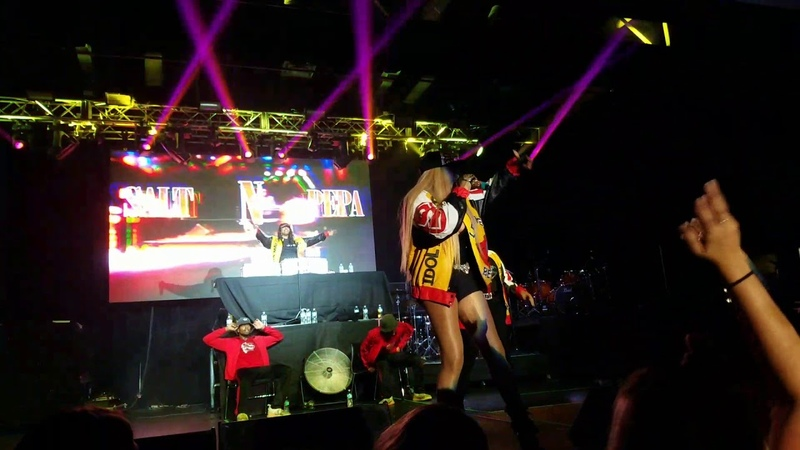 Salt N Pepa Push It LIVE I Love The 90's Tour @ Black Bear Casino 8 11 17