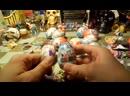 Шоколадные шары My Little Pony kinder surprise магия объёба В поисках Rainbow Dash Пони киндеры 11DeadFace
