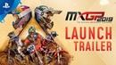 MXGP 2019   Launch Trailer   PS4