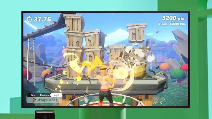 Nintendo рассказала когда инновационная игра Ring Fit Adventure вернется в продажу на территории России