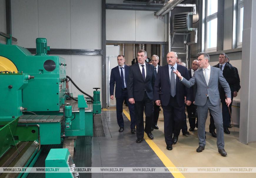 Лукашенко поручил дать зеленый свет производству экоупаковки