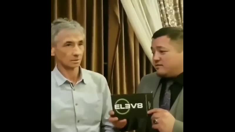 Витилиго! ИСТОРИЯ папы Луизы, Эркеналы Джороева