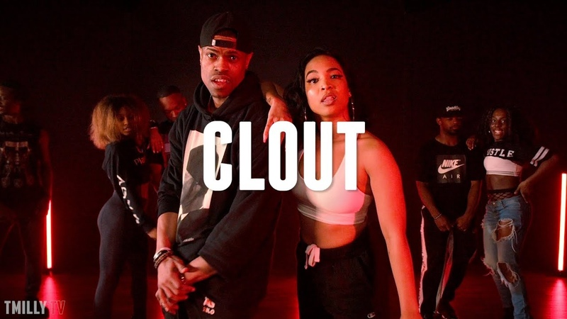 Offset Clout ft Cardi B Choreography by Phil Wright Aliya Janell TMillyTV