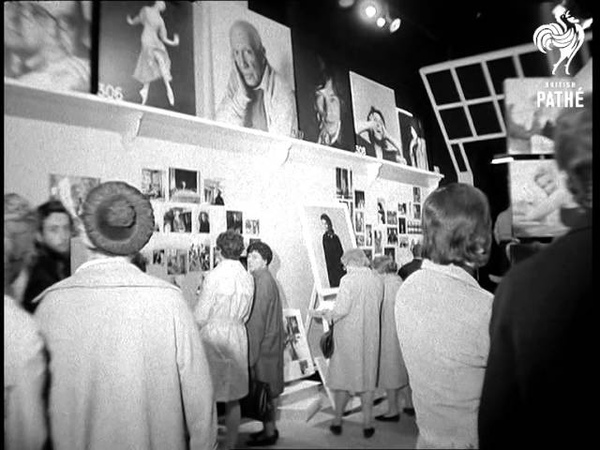 Cecil Beaton Exhibition 1968