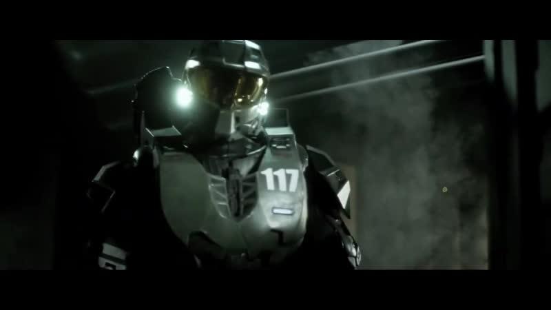 Halo 4 Идущий к рассвету Halo 4 Forward Unto Dawn 2012 Трейлер русский язык