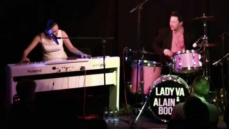 Steam Roller Boogie Ladyva Alain Boog Charlie Weibel