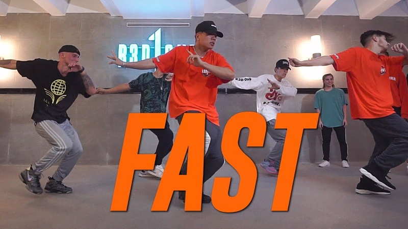Sueco The Child FAST Choreography by Duc Anh Tran
