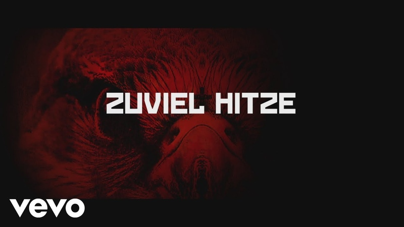 Falco - Zuviel Hitze (Official Lyric Video) ft. Kontra K