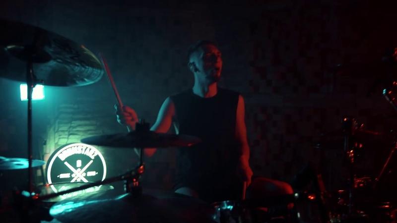 Грот Поговорить feat Drummatix drumcover
