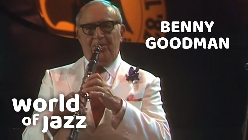 Benny Goodman Septet at the North Sea Jazz Festival 18 07 1982 World of Jazz