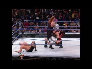 WWF SmackDown  - Steve Austin vs Kane vs Undertaker