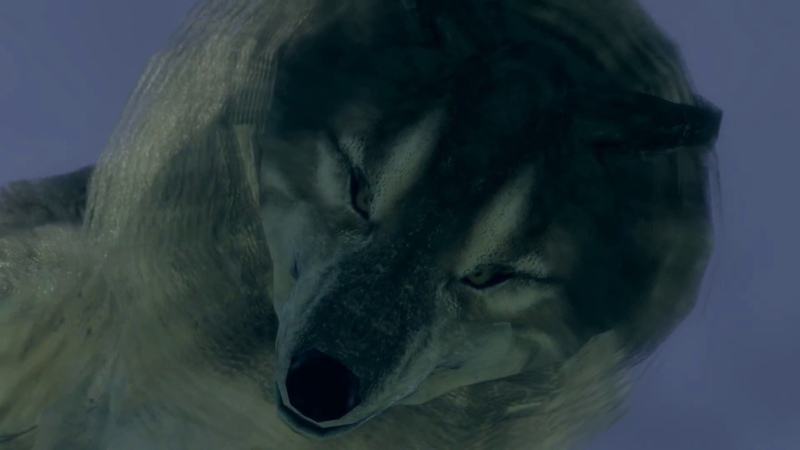 Dark Souls Remastered Great Grey Wolf Sif Alternate Cutscene Fight 1080p 60fps