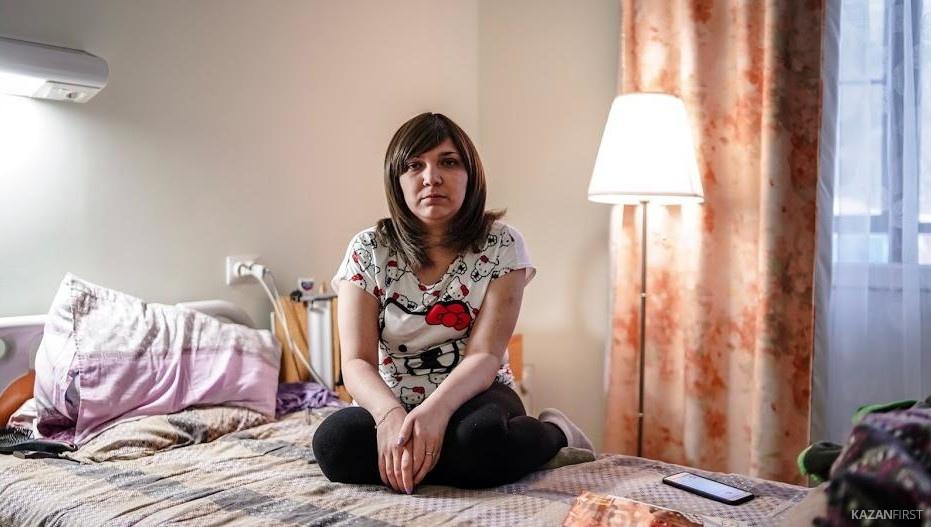 Больная раком Айгуль Фазыйлова скончалась в казанском хосписе