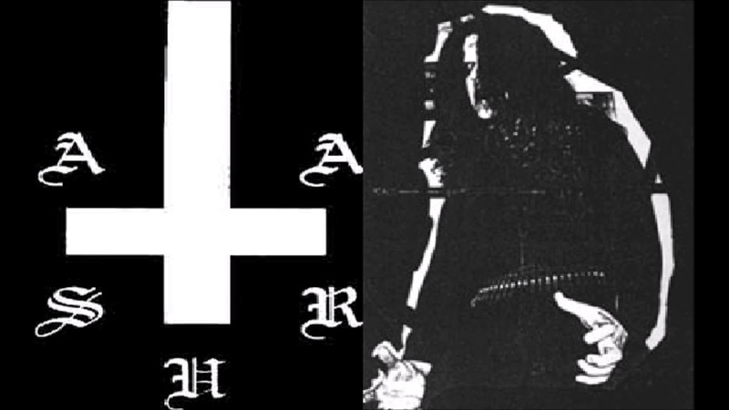 Asura [GER] [Raw Black] 1992 - Bavarian (Full Demo)