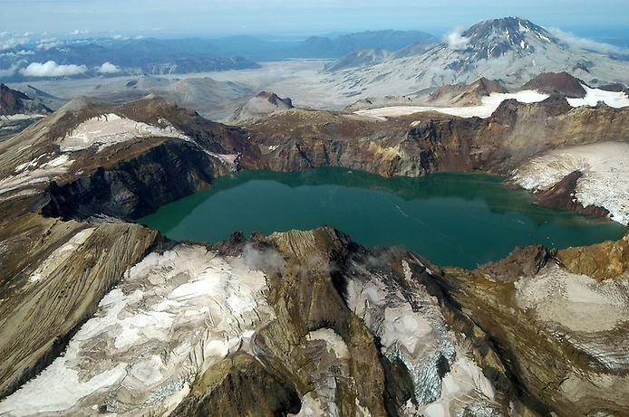 Вулкан Катмай на Аляске, изображение №2