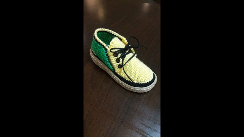 Renkli Bebek Ayakkabısı