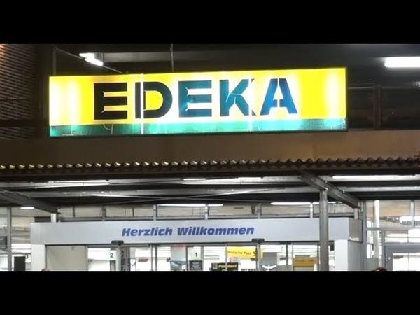 Mann vor Edeka erschossen 09 10 2019