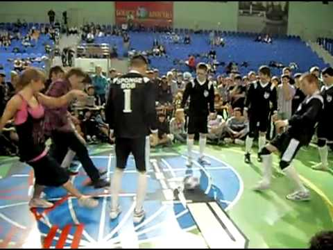 VERTIFIGHT IN RUSSIA Vortex vs Punk`s Electro(winner)