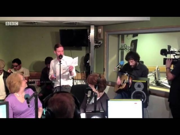 Kaiser Chiefs Friday I m in Love LIVE The Cure Cover BBC