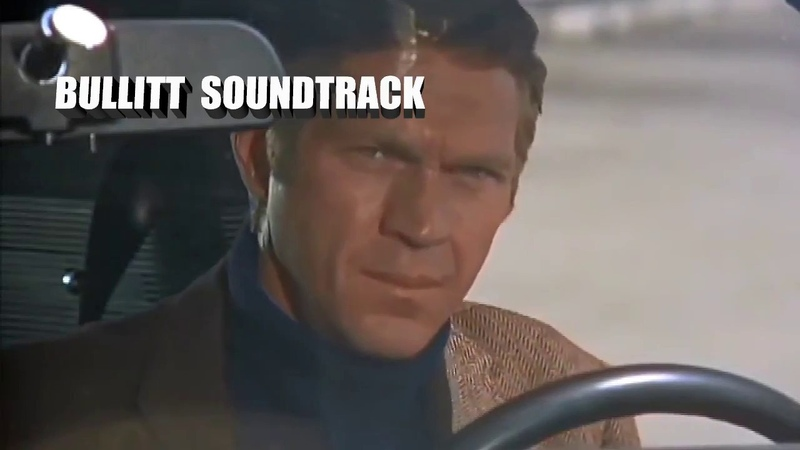 Bullitt Soundtrack Lalo Schifrin Shifting Gears HD