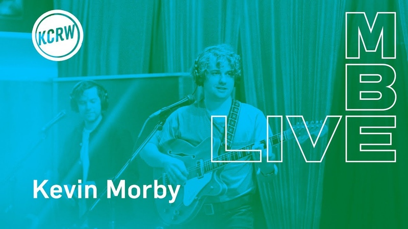 Kevin Morby performing Nothing Sacred All Things Wild live on KCRW Audio Only