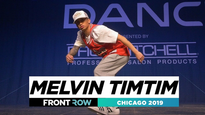Melvin Timtim FRONTROW World of Dance Chicago 2019 WODCHI19