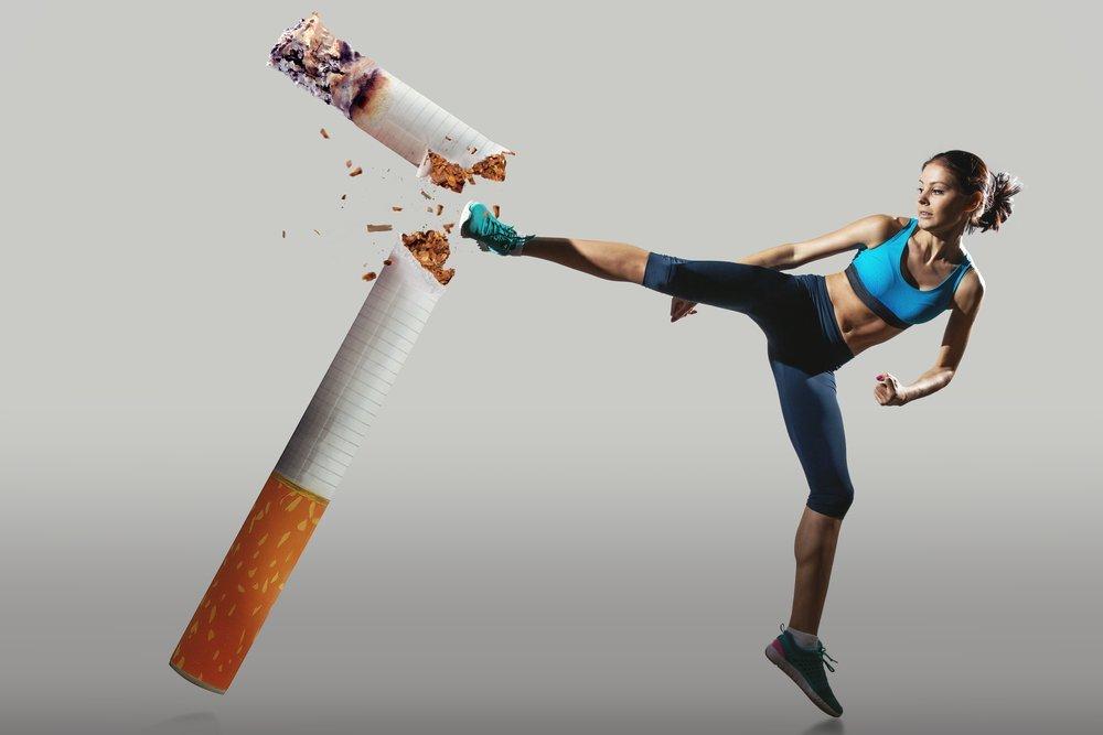 Курение вред