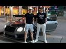 Bentley GT S в 21 год. Мажоры в городе. Разогнались 300 км/ч.