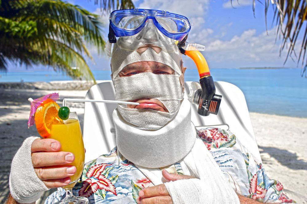 смешные фото поездки пляжи куты приезжает