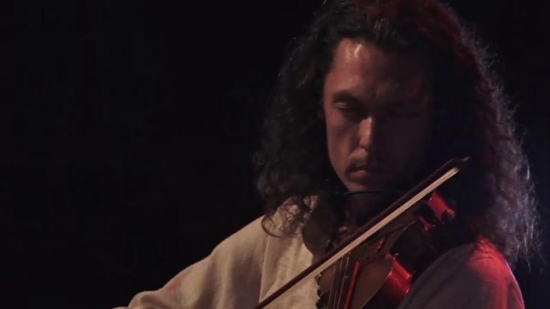 Mooji music Violin Improvisation
