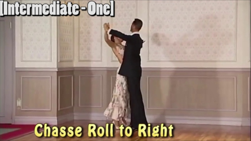 댄스레슨비디오분석 초 중 고급과정 왈츠 New Steps To Success Waltz